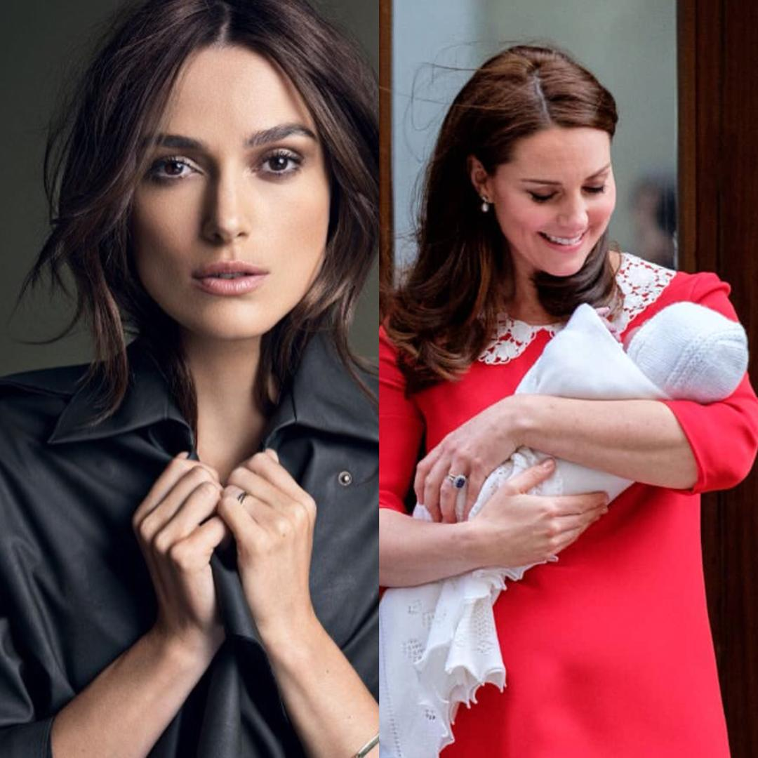 Keira Knightley calls out Kate Middleton for 'pretending ...