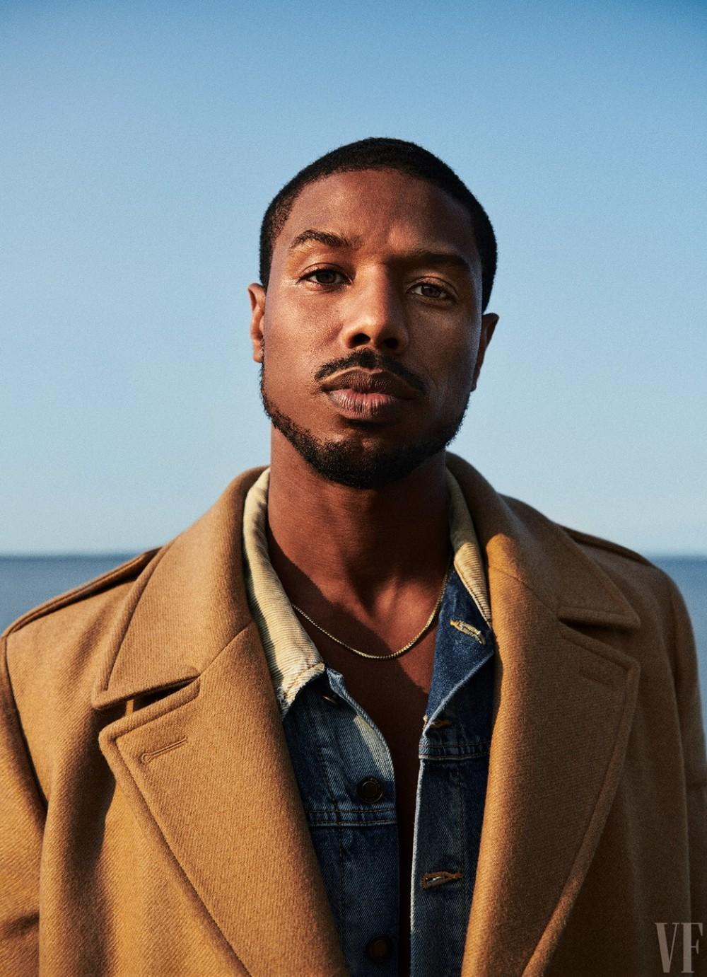 Michael B. Jordan talks Racism, Advancing Black Culture in ...