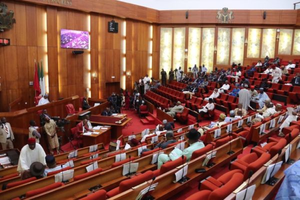 Senate begins Hearing of Minimum Wage Bill | BellaNaija