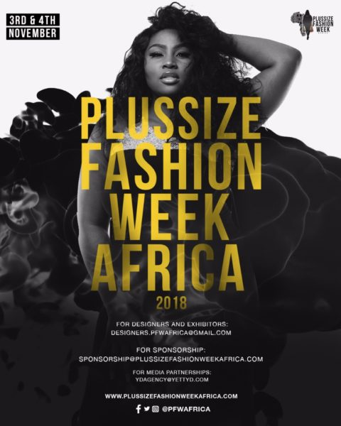 2018 PlusSize Fashion Week Africa
