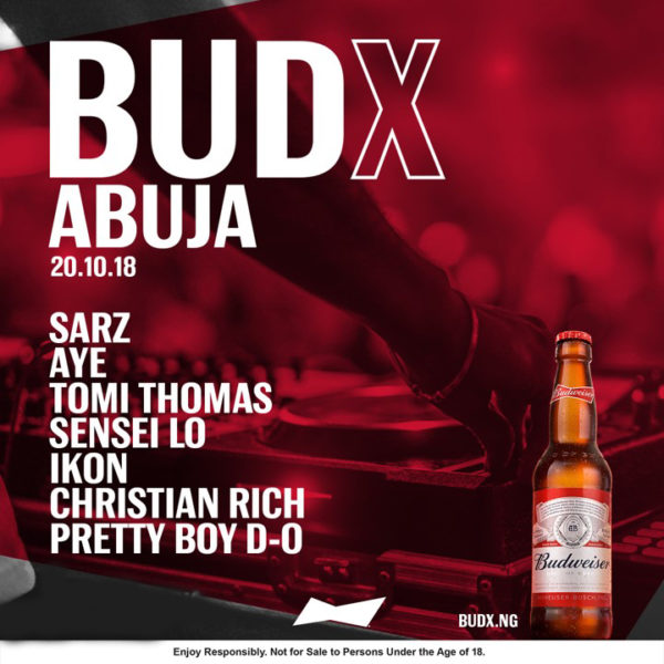 BudX Music and Dance Event