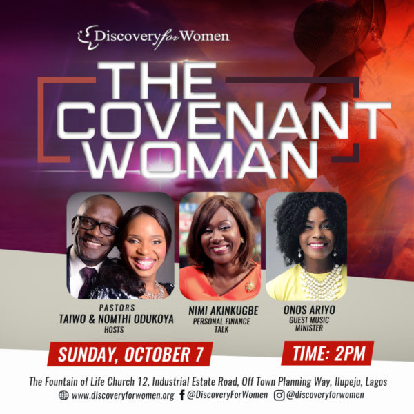 Discovery for Women's 2018 The Covenant Woman Rally