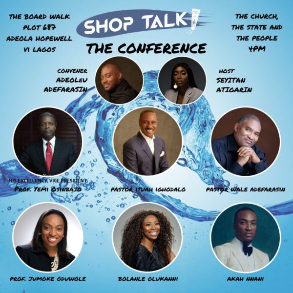 The Shop Talk Conference