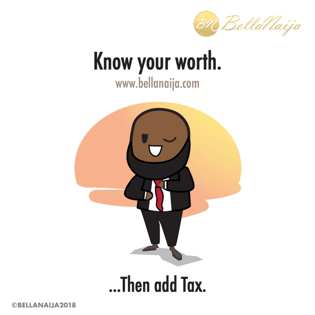 Lil' Bella says: You're worth even more than you think | BellaNaija