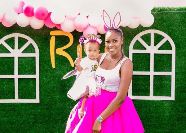 It's a party! Yvonne Nelson celebrates daughter Ryn Roberts' First Birthday 33