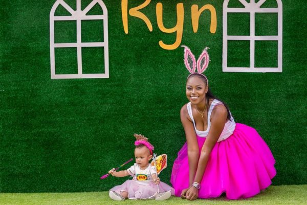 It's a party! Yvonne Nelson celebrates daughter Ryn Roberts' First Birthday 35