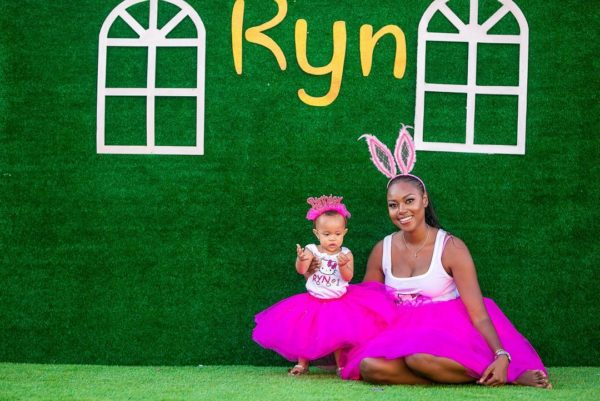 It's a party! Yvonne Nelson celebrates daughter Ryn Roberts' First Birthday 36