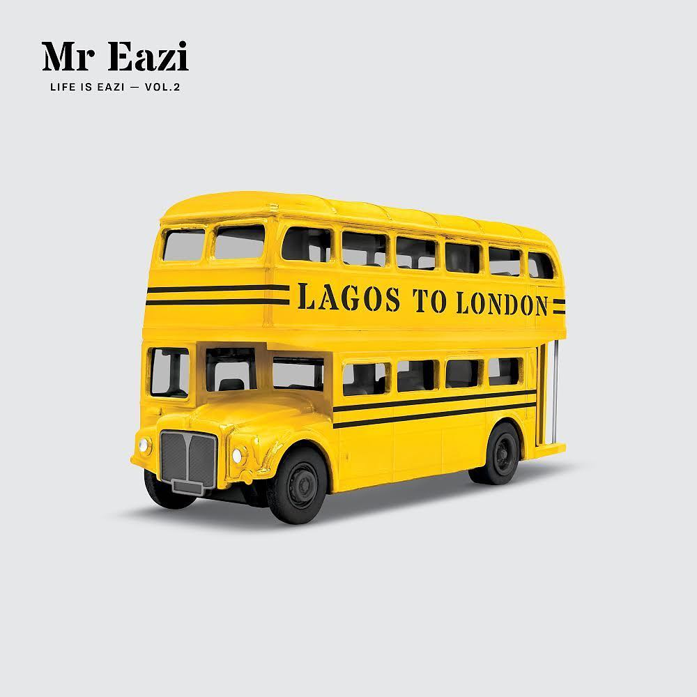 "Mr Eazi announces new mixtape ""Lagos to London"" 5"
