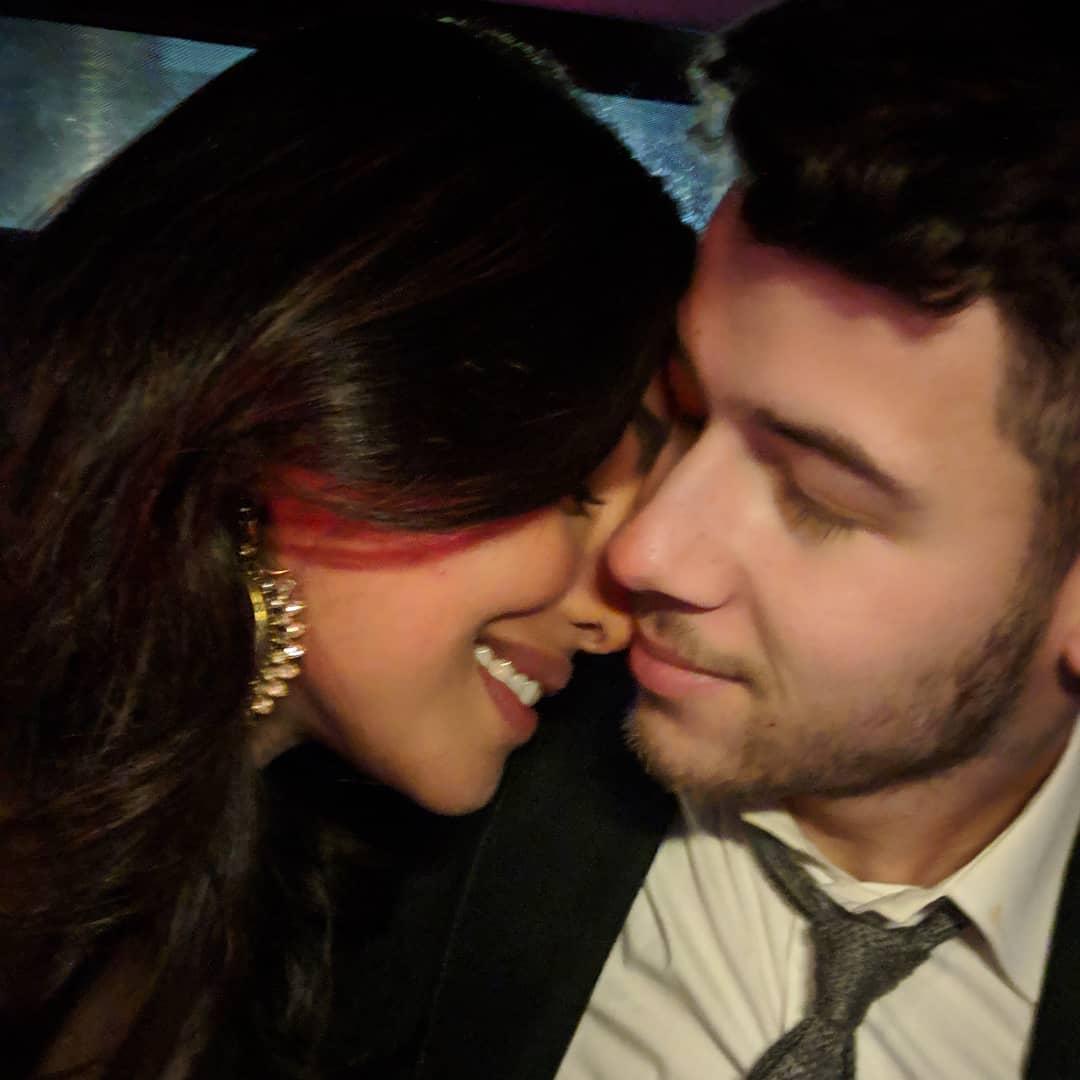 Nick Jonas en route to India for wedding with Priyanka Chopra