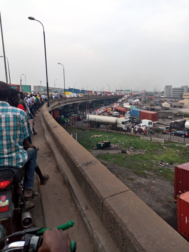 What to Do About the Gridlock in Apapa & Environs