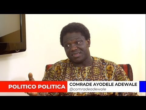 Isabella Akinseye talks to Lagos Assembly Candidate Ayodele Adewale on Politico Politica | WATCH | BellaNaija