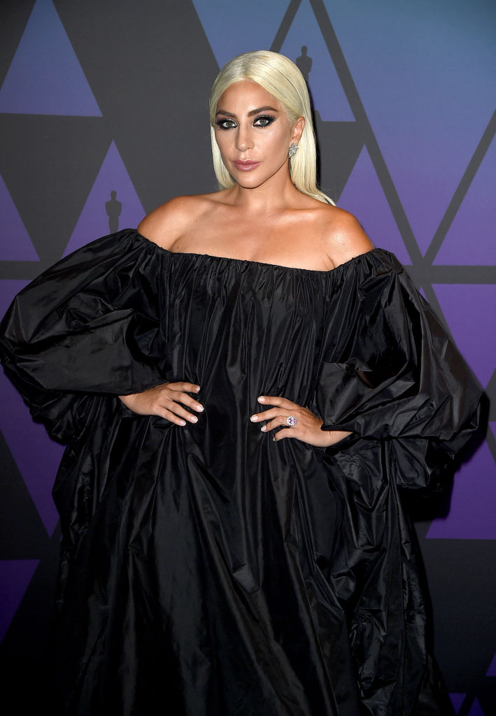 Black Panther Lady Gaga Regina King Mahershala Ali Nominated For