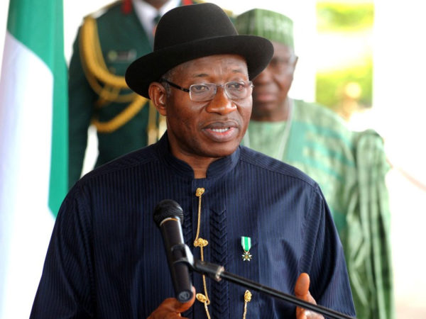Goodluck Jonathan celebrates Buhari on his Birthday | BellaNaija