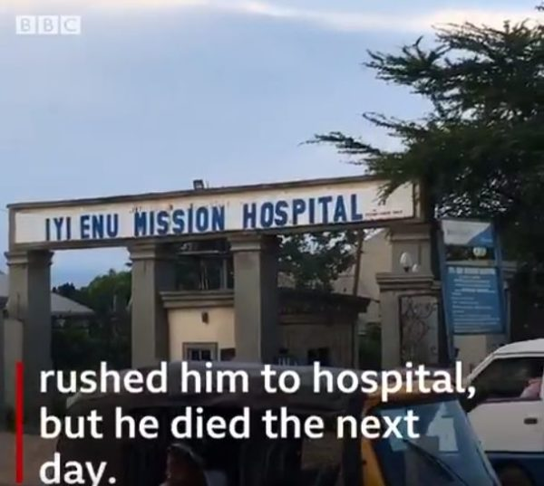 BBC investigates the Nigerian Healthcare System | WATCH