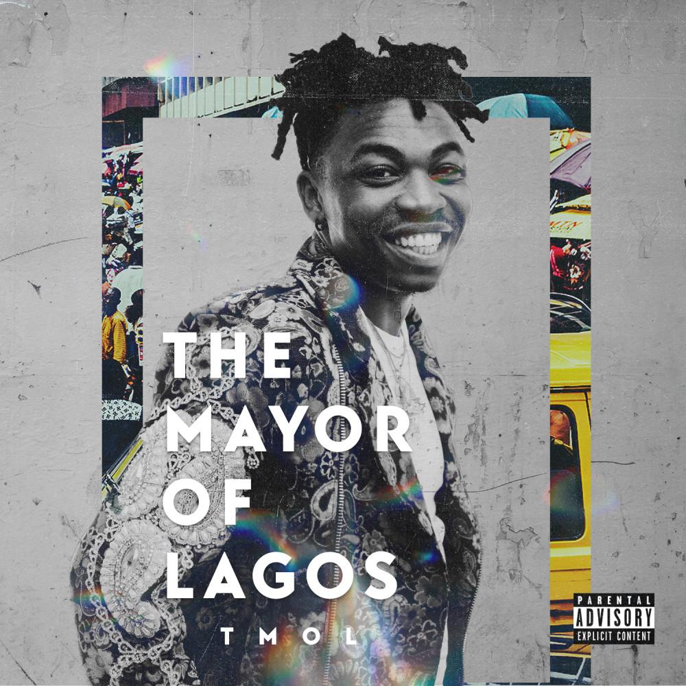 Mayorkun releases Art & Track list for debut Album 'The Mayor of Lagos' 8