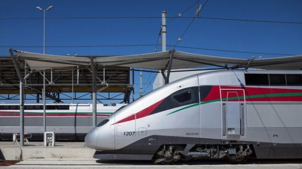 Morocco inaugurates Africa's First High-Speed Train | BellaNaija