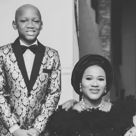 BN Sweet Spot: Nino Idibia has a lovely birthday for mum Sunmbo Adeoye