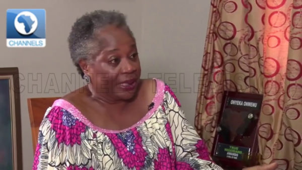 Onyeka Onwenu breaks down while discussing Leah Sharibu's abduction | WATCH | BellaNaija