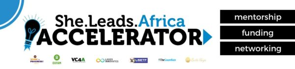 She Leads Africa Accelerator Demo Day