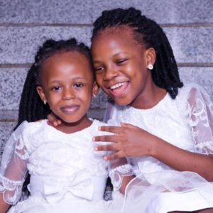 BN Sweet Spot: Check out how cute Reminisce's Daughters Are | BellaNaija