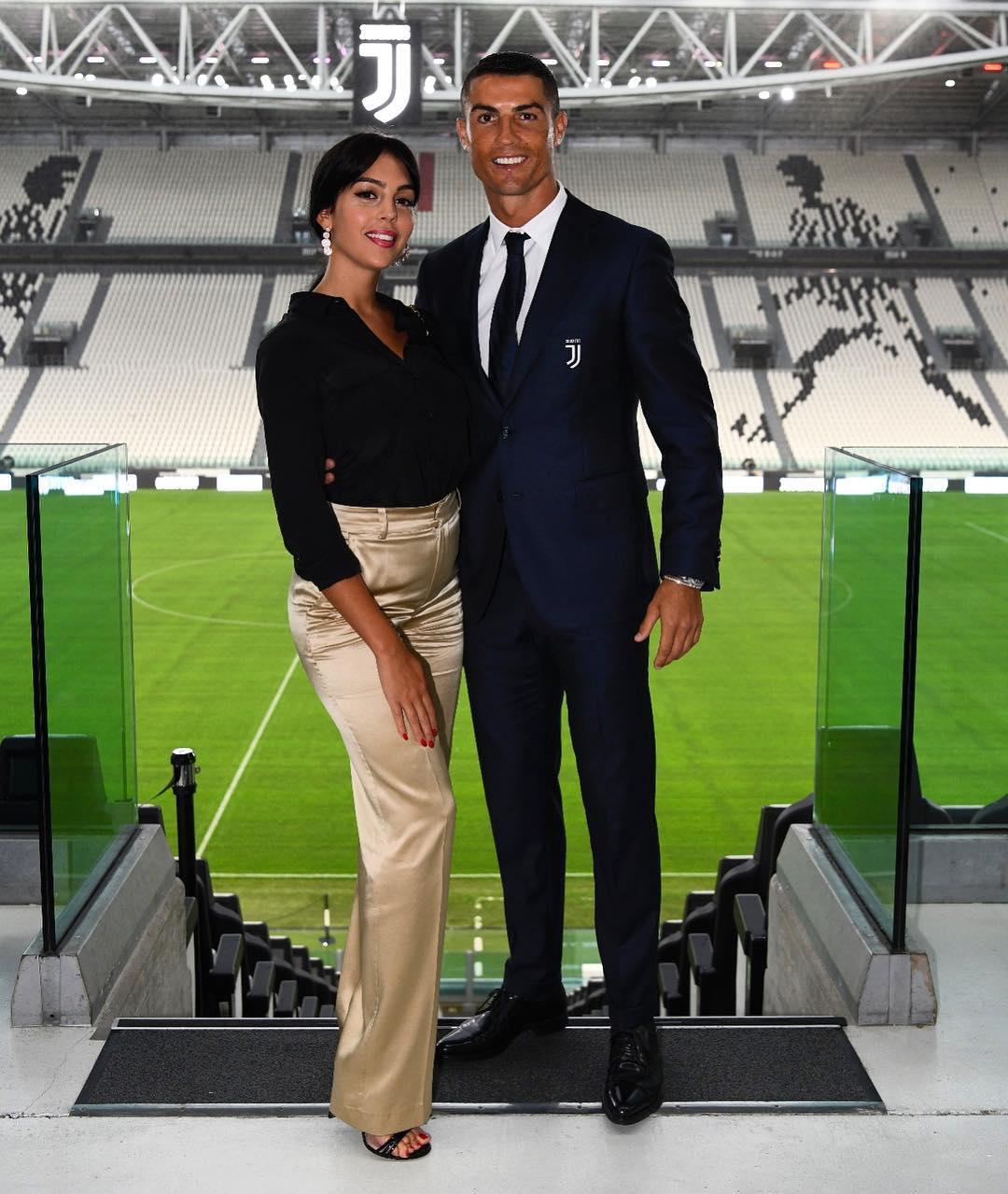 Cristiano Ronaldo Is Engaged To Georgina Rodriguez
