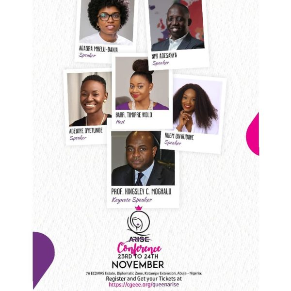 2018 Queen Arise Conference