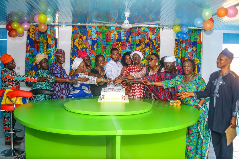 Slum2School Africa commissions Enterprise Development Centre in Makoko School