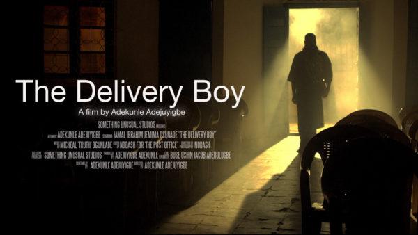 Adekunle Adejuyibe's 'The Delivery Boy'