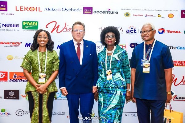 Guests at WIMBIZ Conference
