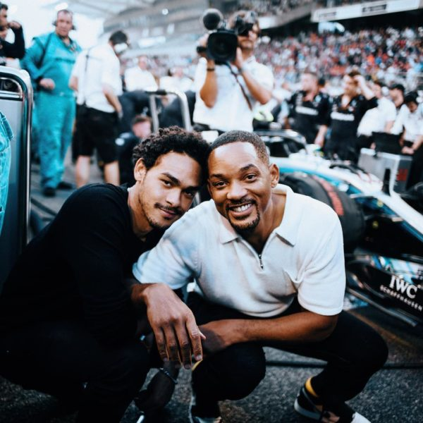 Will Smith struggled with son Trey, 26, after divorcing his mother