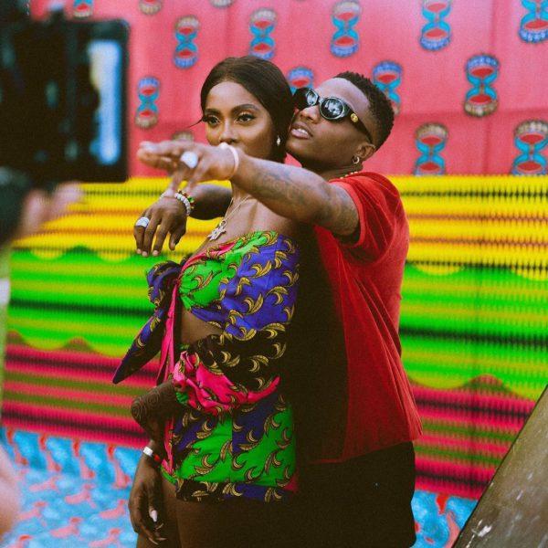 Tiwa Savage & Wizkid to join Pharrell, David Guetta on Global