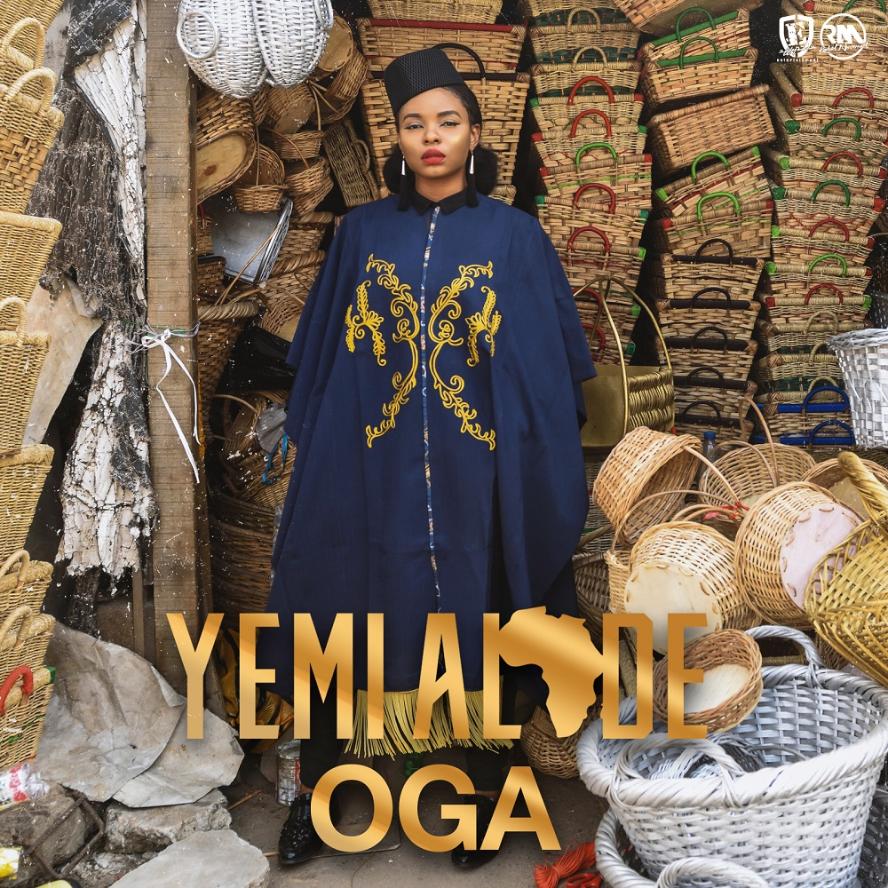 New Music: Yemi Alade – Oga