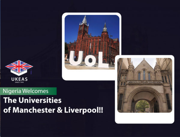 UKEAS Universities of Manchester & Liverpool