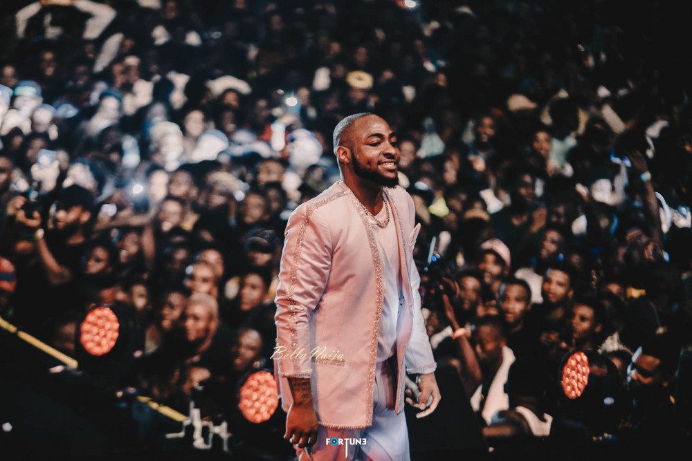 Davido reacts to claims that he assaulted Kizz Daniel's manager