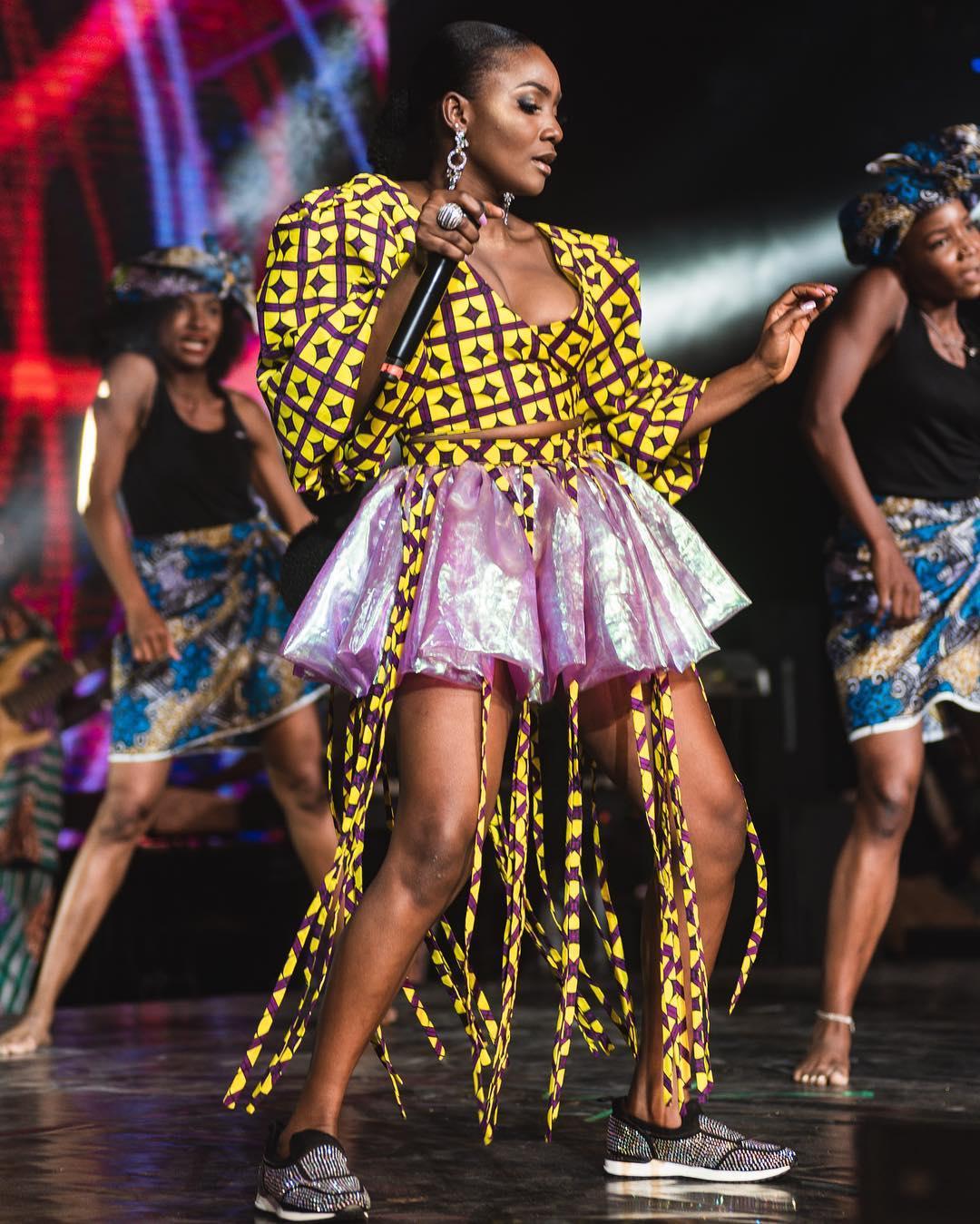 The One Love Fashion Show  Simi