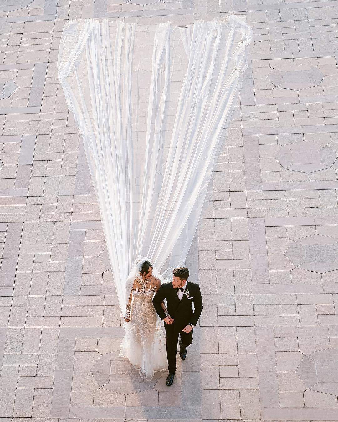 Nick Jonas shares a love-soaked photo with wife Priyanka Chopra