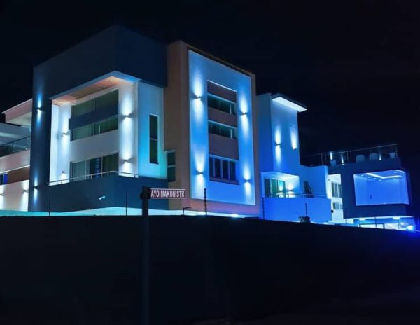 AY Makun's new Home is Big & Beautiful | BellaNaija