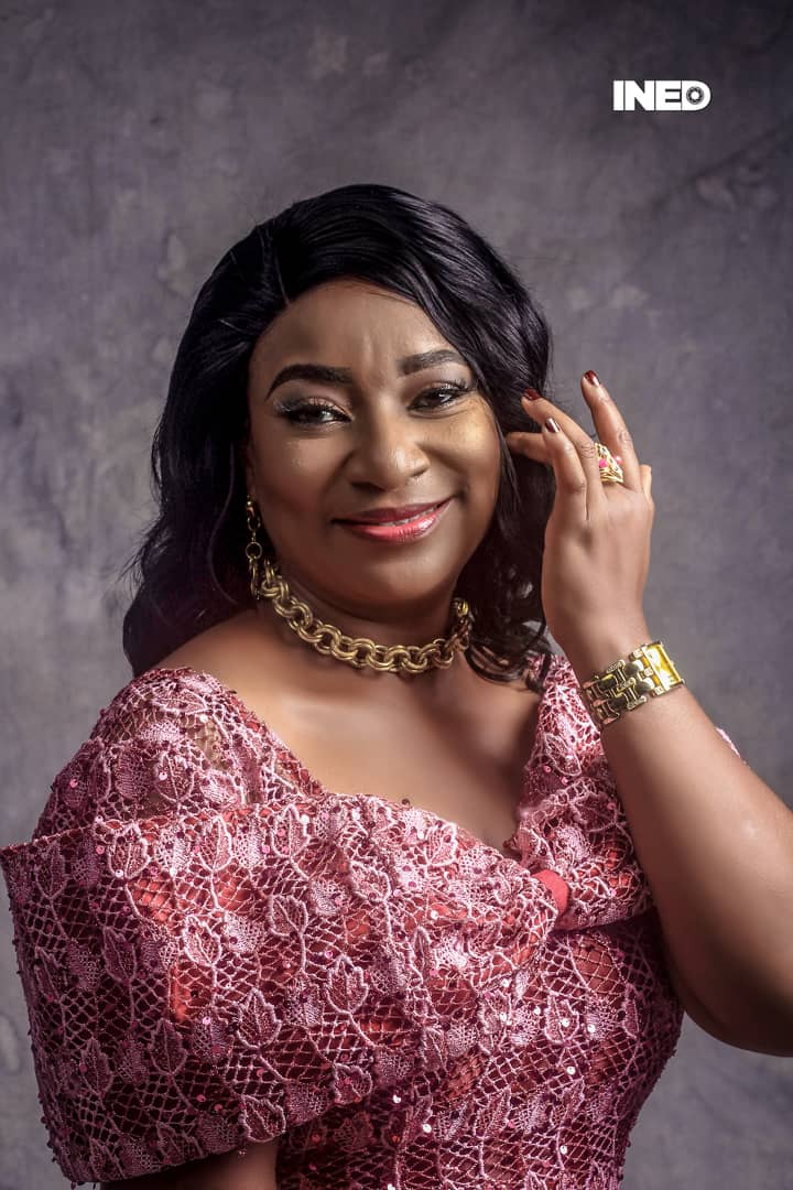 Nollywood Actress Chinwe Craig is 50 Years Old today!