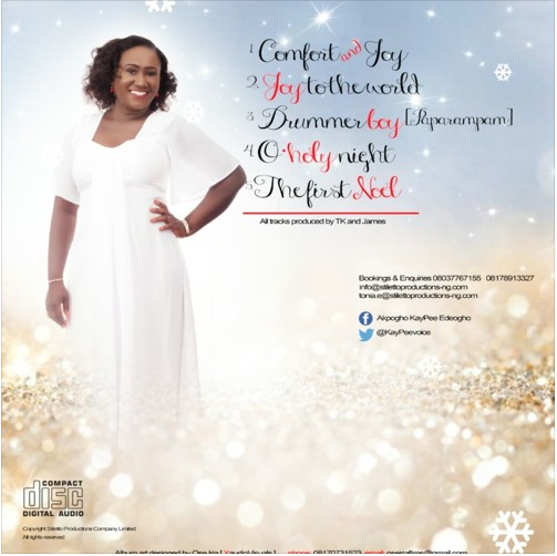 "KayPee's new EP gives us ""Comfort and Joy"" this Christmas Season 