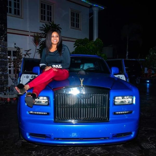 BN Sweet Spot: E-Money's Early Christmas Gift to His Wife has us Green with Envy | BellaNaija