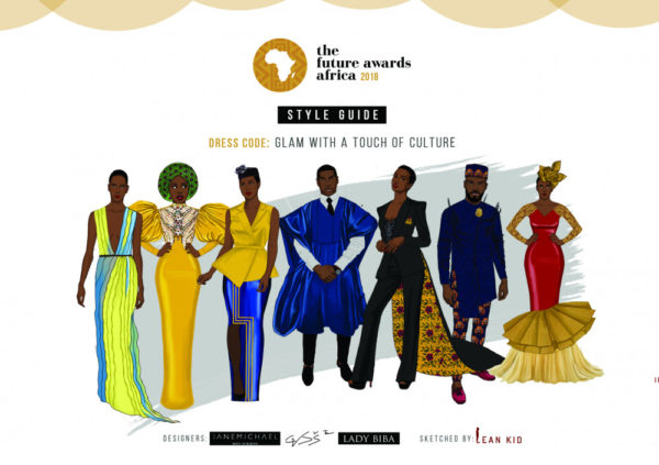 The Future Awards Africa 2018 Event
