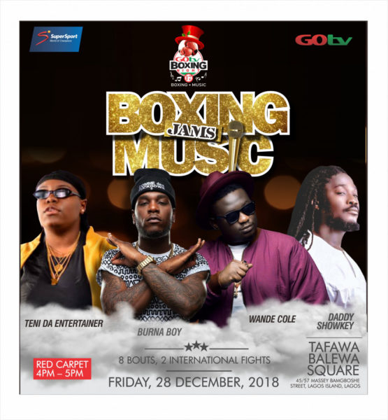 GOtv Boxing Night 17
