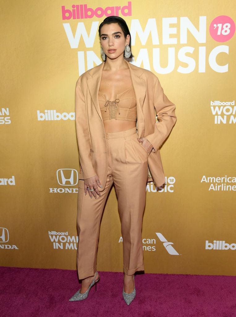 Ariana Grande, Alicia Keys, Janelle Monae, SZA, Pattie LaBelle attend the 2018 Billboard's Women in Music Event