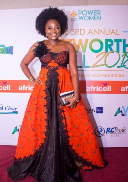 Guest at the NetWorth Ball