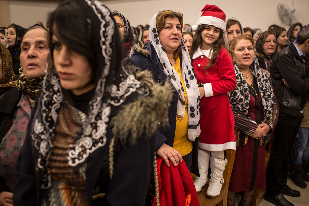 Iraq declares Christmas Day a public holiday
