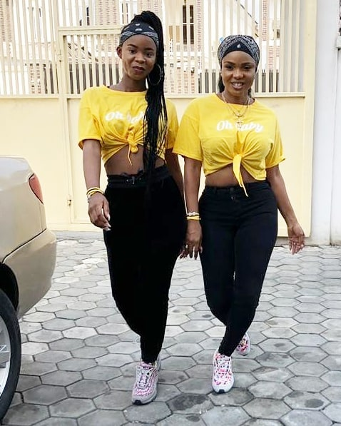 BN Sweet Spot: Iyabo Ojo & daughter Priscilla give us the Mother-Daughter Dance we didn't know we Needed | BellaNaija