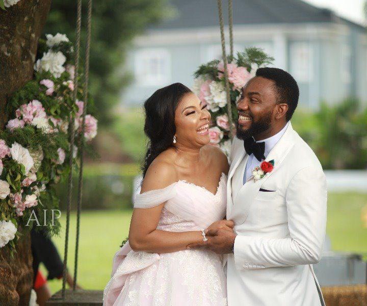 Celebrity Wedding Nollywood Movie: Top 15 Celebrity Weddings Of 2018