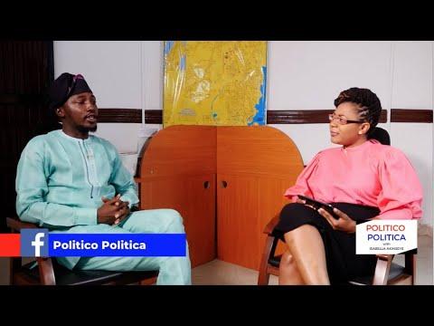 Lagos State HoA Candidate Babajide Adeola Balogun talks Student Politics with Isabella Akinseye on Politico Politica | BellaNaija