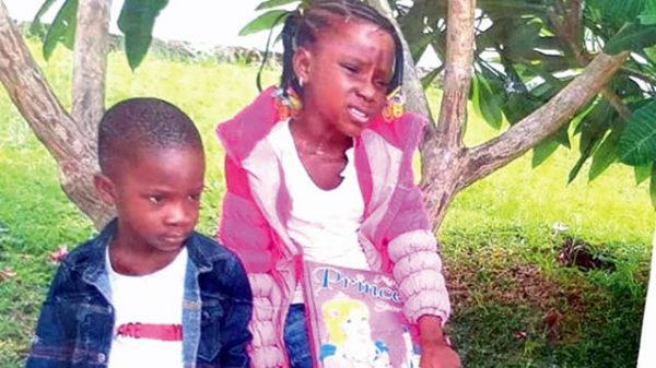 Police find 2 Lagos Children abducted by Nanny in Benin Republic | BellaNaija