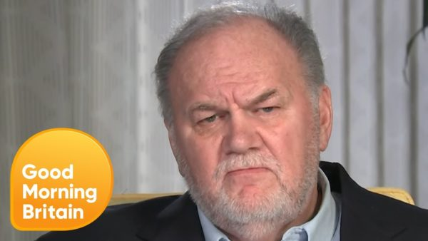 """""""I love you very much"""" - Meghan Markle's dad Thomas wants his Daughter to Make Contact 